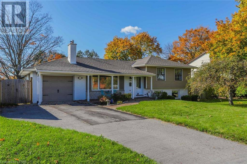 House for sale at 1243 Royal York Rd London Ontario - MLS: 229135