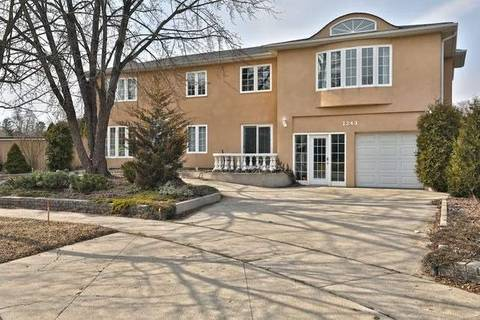 House for sale at 1243 Wood Pl Oakville Ontario - MLS: W4389975