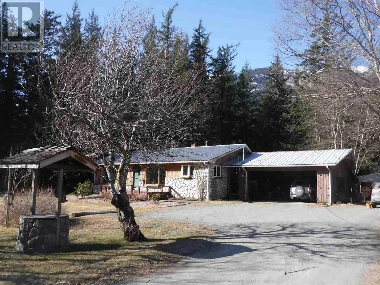 House for sale at 1244 20 Hy Bella Coola British Columbia - MLS: R2449986