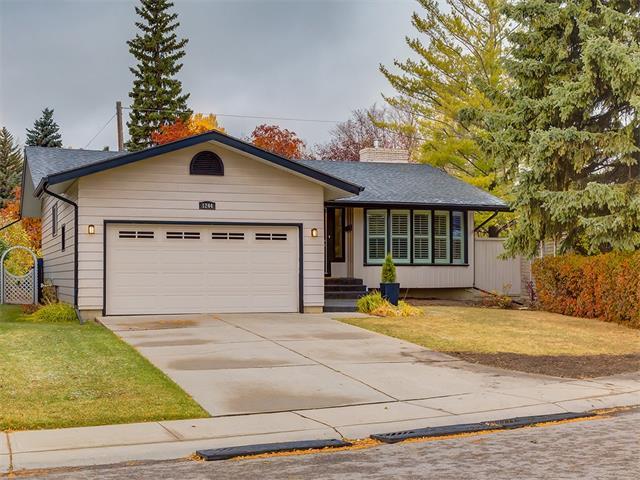 Sold: 1244 Cross Crescent Southwest, Calgary, AB