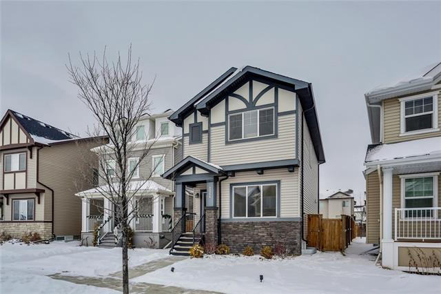 Kings Heights Airdrie Show Homes