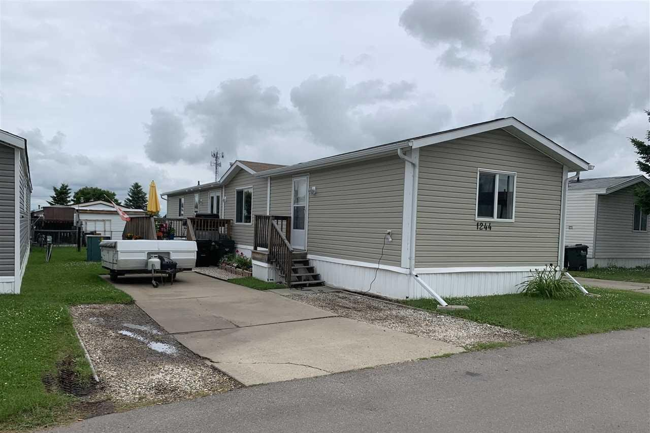 Home for sale at 1244 Lake Vista Cr Sherwood Park Alberta - MLS: E4207712