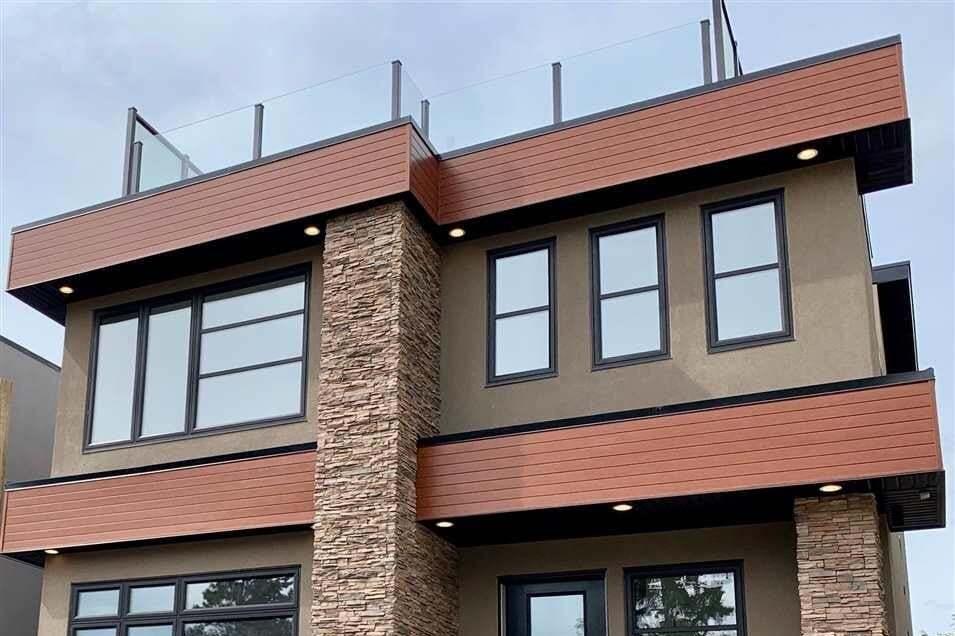 House for sale at 12444 Lansdowne Dr NW Edmonton Alberta - MLS: E4193238