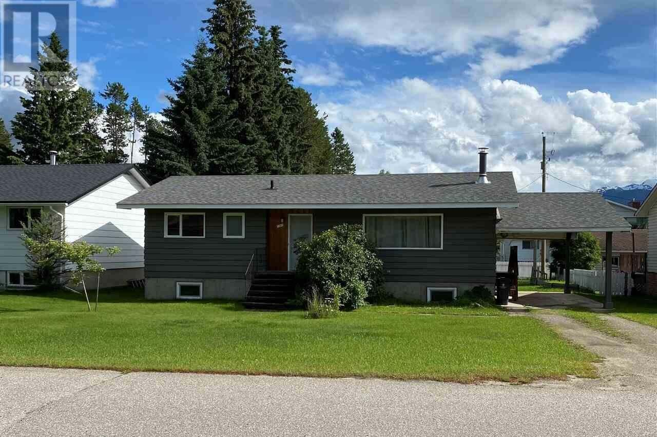 House for sale at 1245 8th Ave Valemount British Columbia - MLS: R2476296