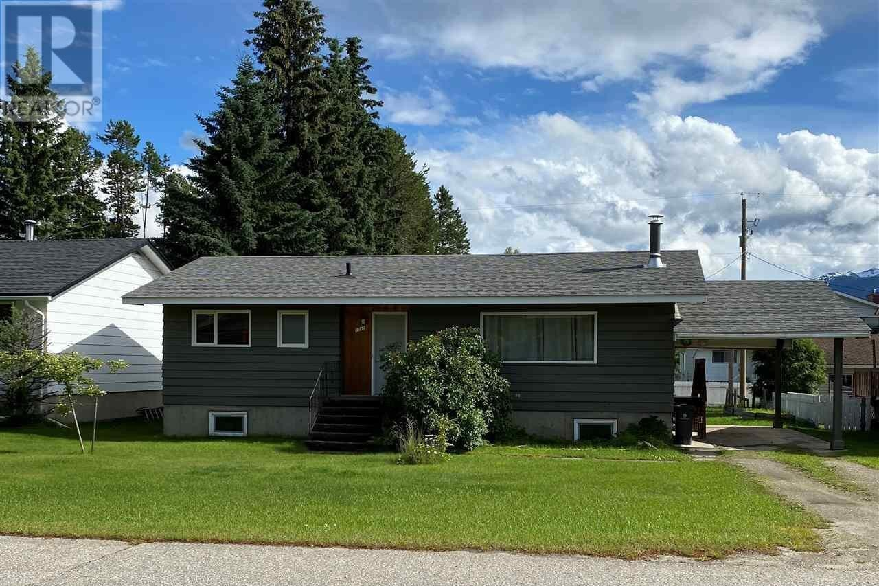 House for sale at 1245 8th Ave Valemount British Columbia - MLS: R2524290