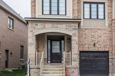 Townhouse for sale at 1245 Hamman Wy Milton Ontario - MLS: W4437477