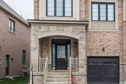 Townhouse for sale at 1245 Hamman Wy Milton Ontario - MLS: W4470599