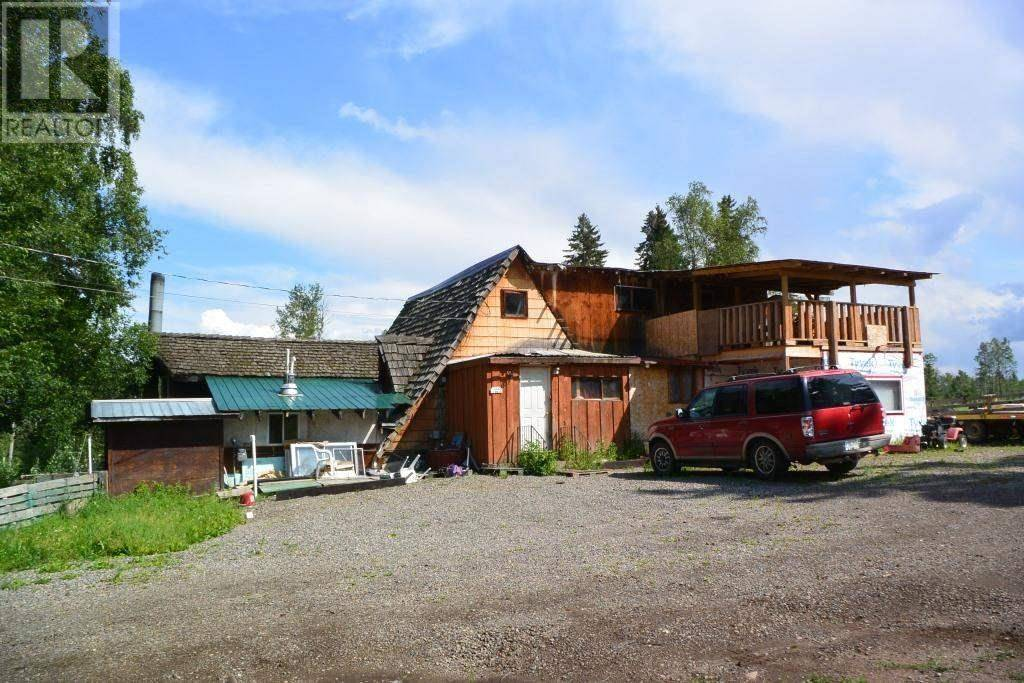 House for sale at 1245 Monckton Rd Smithers British Columbia - MLS: R2392137