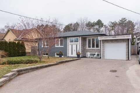 House for sale at 1245 Pinegrove Rd Oakville Ontario - MLS: W5083176
