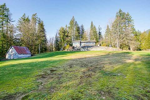 House for sale at 12459 Sylvester Rd Mission British Columbia - MLS: R2398119