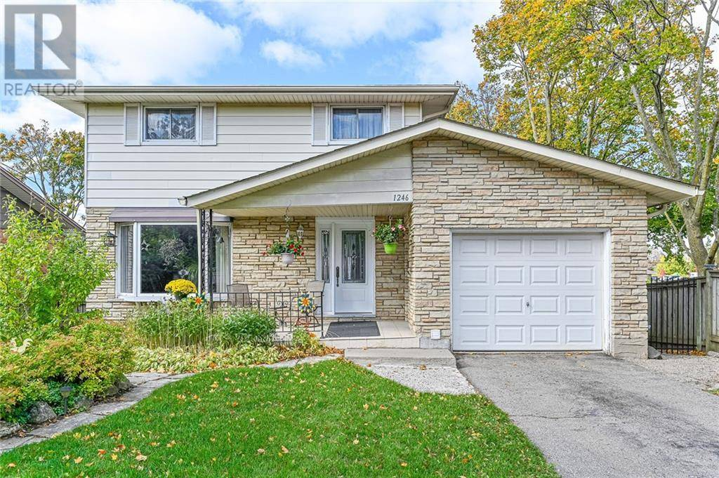House for sale at 1246 Fairview Rd Cambridge Ontario - MLS: 30774195