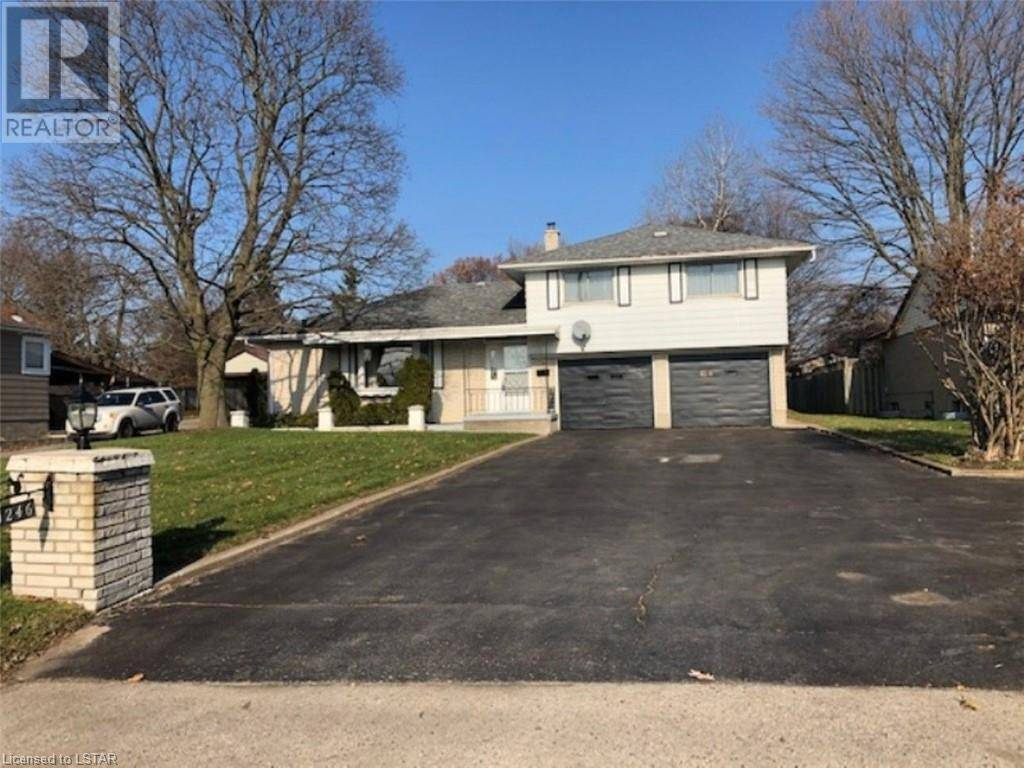 House for sale at 1246 Hamilton Rd London Ontario - MLS: 232459