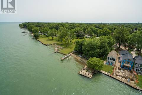 House for sale at 12462 Riverside Dr East Tecumseh Ontario - MLS: 19021472