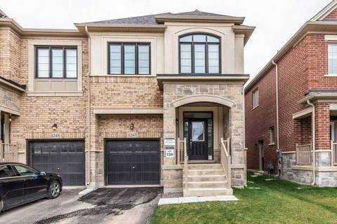 Townhouse for sale at 1247 Hamman Wy Milton Ontario - MLS: W4436152
