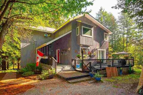 House for sale at 1247 Miller Rd Bowen Island British Columbia - MLS: R2507565