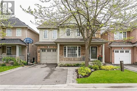 House for sale at 1247 Sagewood Cres Oakville Ontario - MLS: 30739274