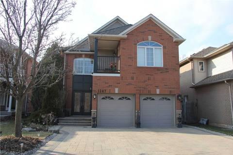 House for sale at 1247 Waubanoka Wy Oakville Ontario - MLS: W4484016