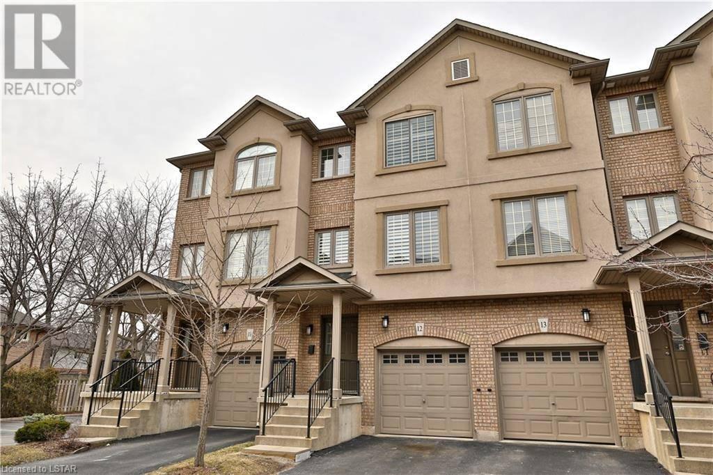 Townhouse for sale at 12 Guelph Line Unit 1248 Burlington Ontario - MLS: 249048