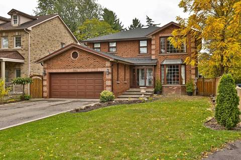 House for sale at 1248 Lakebreeze Dr Mississauga Ontario - MLS: W4690324