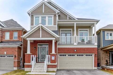 House for sale at 1248 Leger Wy Milton Ontario - MLS: W4776534