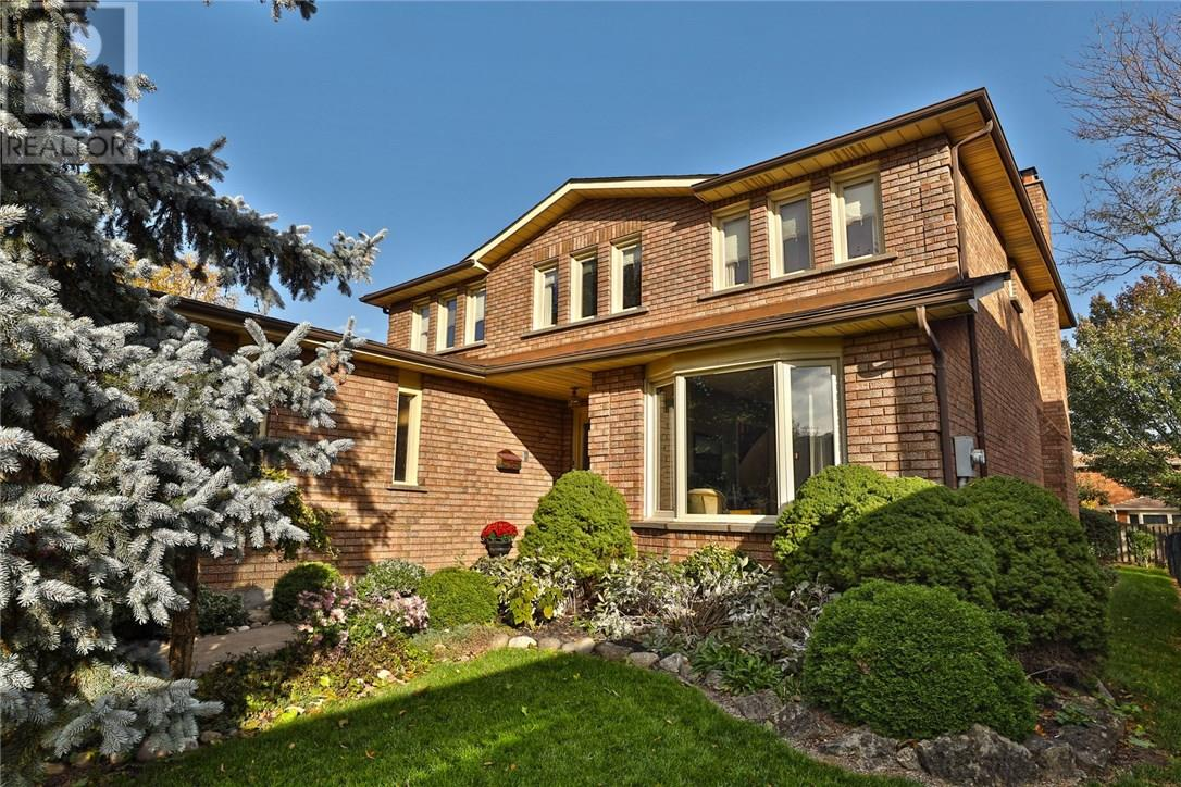 House for sale at 1248 Parsons Lane OAKVILLE Ontario - MLS: W4287577