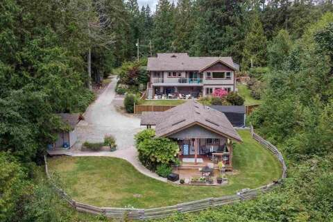 House for sale at 1248 Timberland Rd Roberts Creek British Columbia - MLS: R2477516