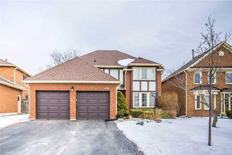 House for sale at 1248 Valleybrook Dr Oakville Ontario - MLS: W4692048