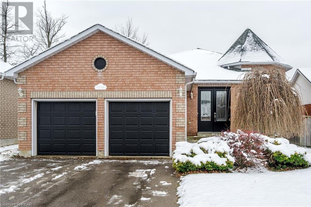 House for sale at 1248 Wildlark Dr Peterborough Ontario - MLS: 40034749