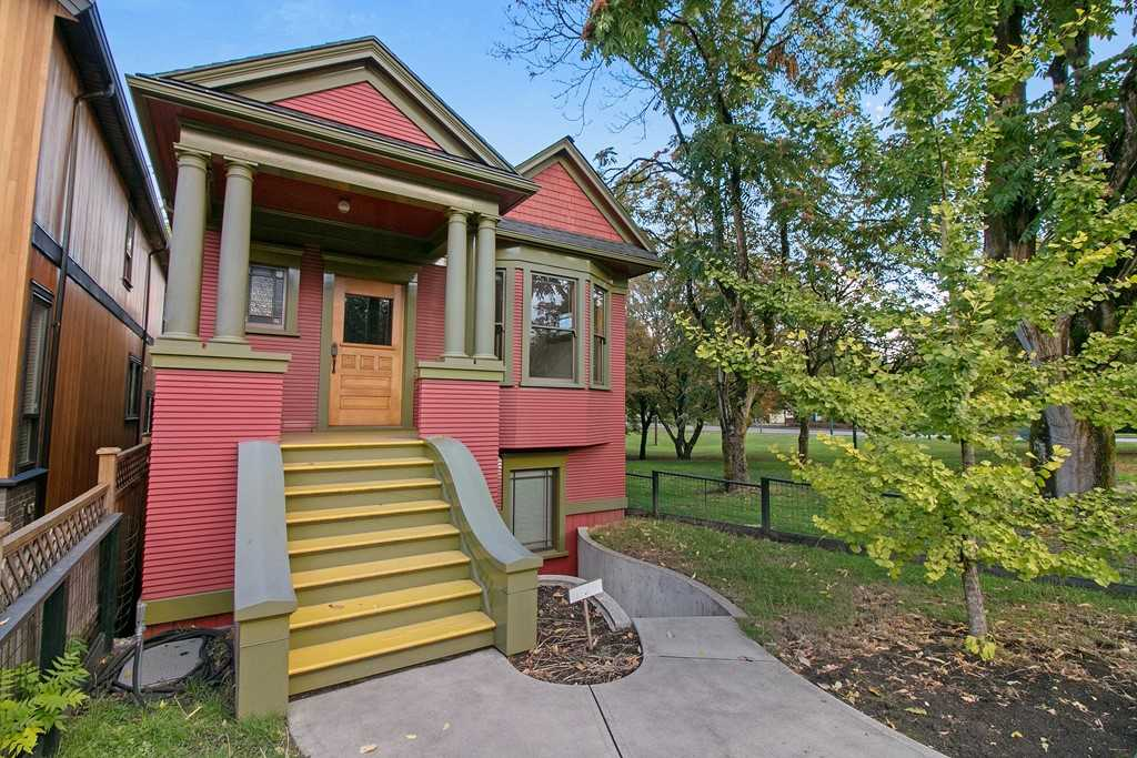 For Sale: 1249 E 11th Avenue, Vancouver, BC   2 Bed, 1 Bath House for $1,550,000. See 12 photos!
