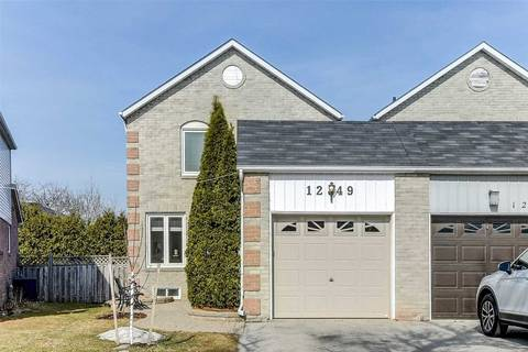 House for sale at 1249 Hedgestone Cres Oakville Ontario - MLS: W4391990