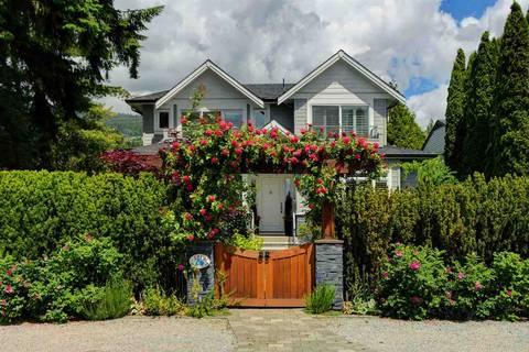 House for sale at 1249 Jefferson Ave West Vancouver British Columbia - MLS: R2378519