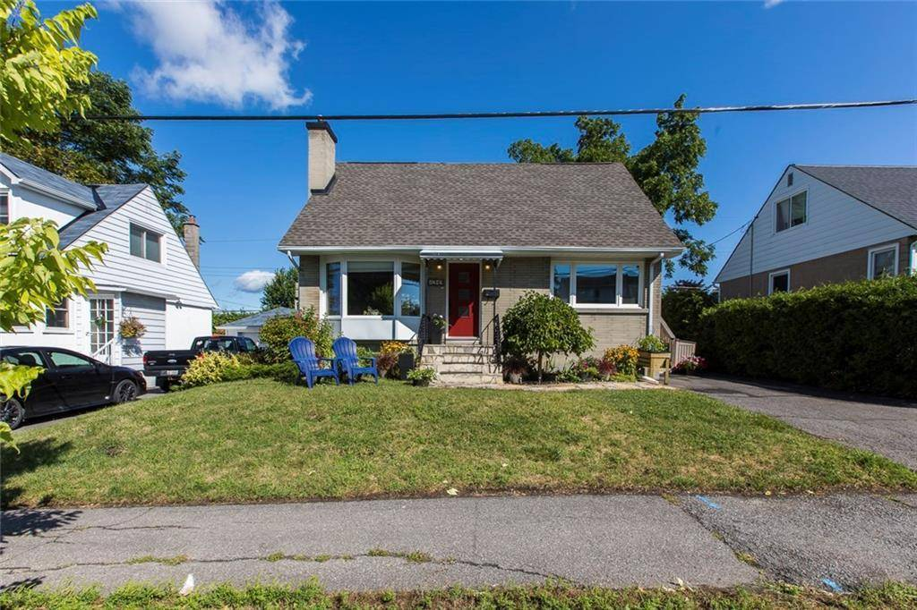 House for sale at 1249 Randall Ave Ottawa Ontario - MLS: 1168379