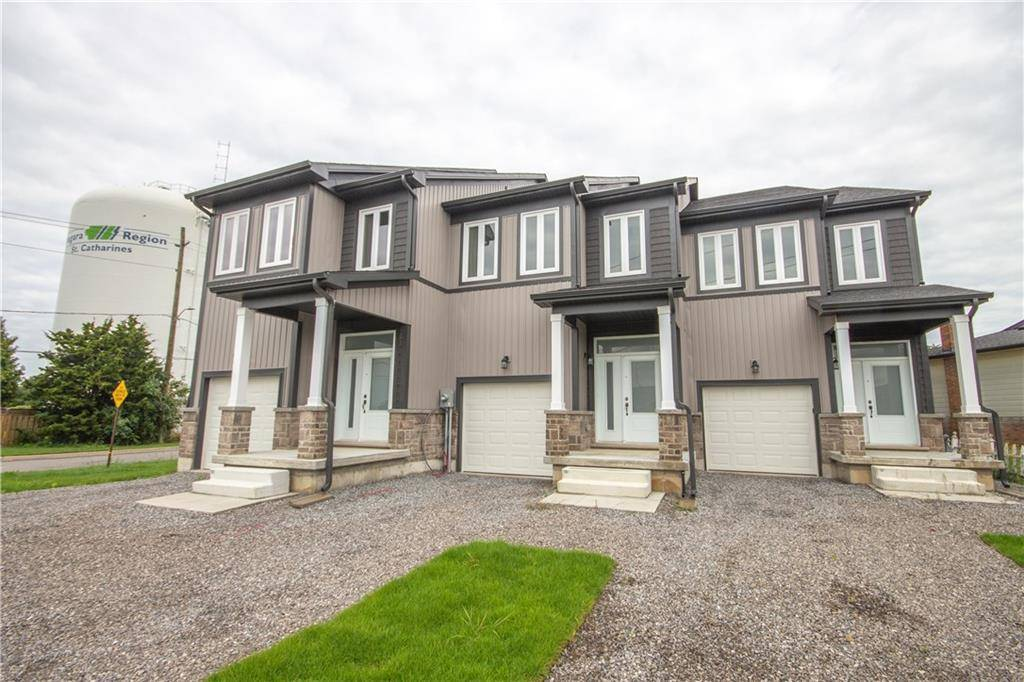 Townhouse for sale at 124 St. David's Rd St. Catharines Ontario - MLS: 30763917