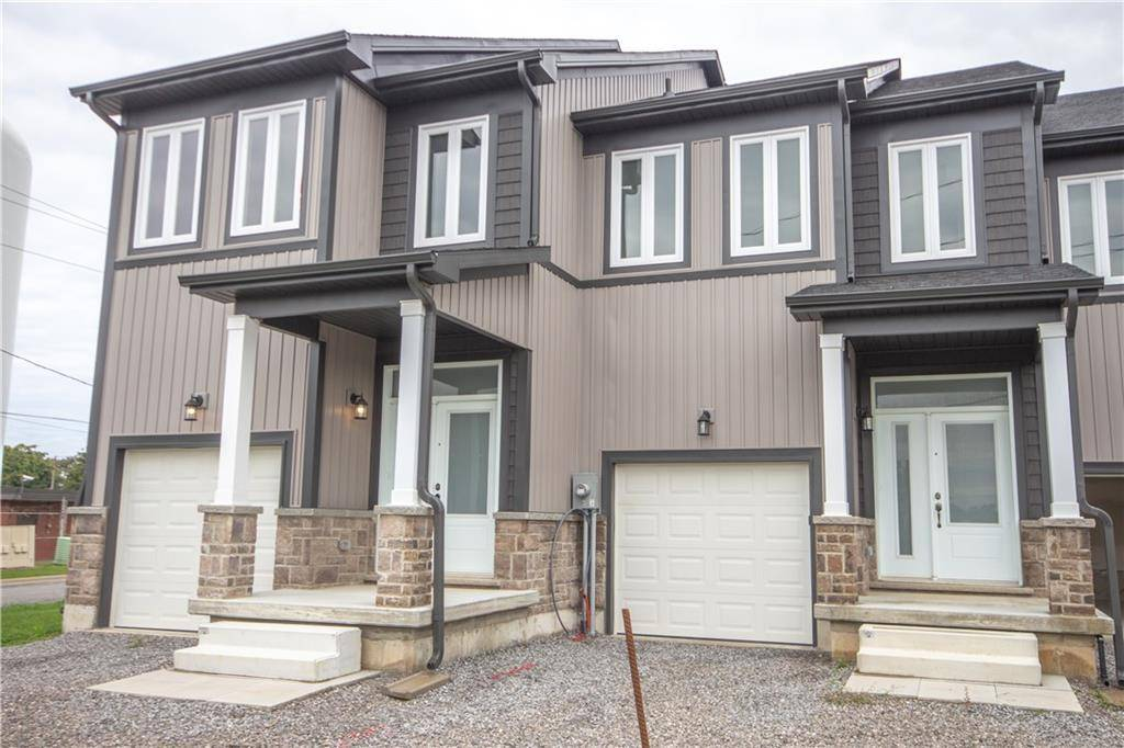 Townhouse for sale at 124 St. David's Rd St. Catharines Ontario - MLS: 30780941