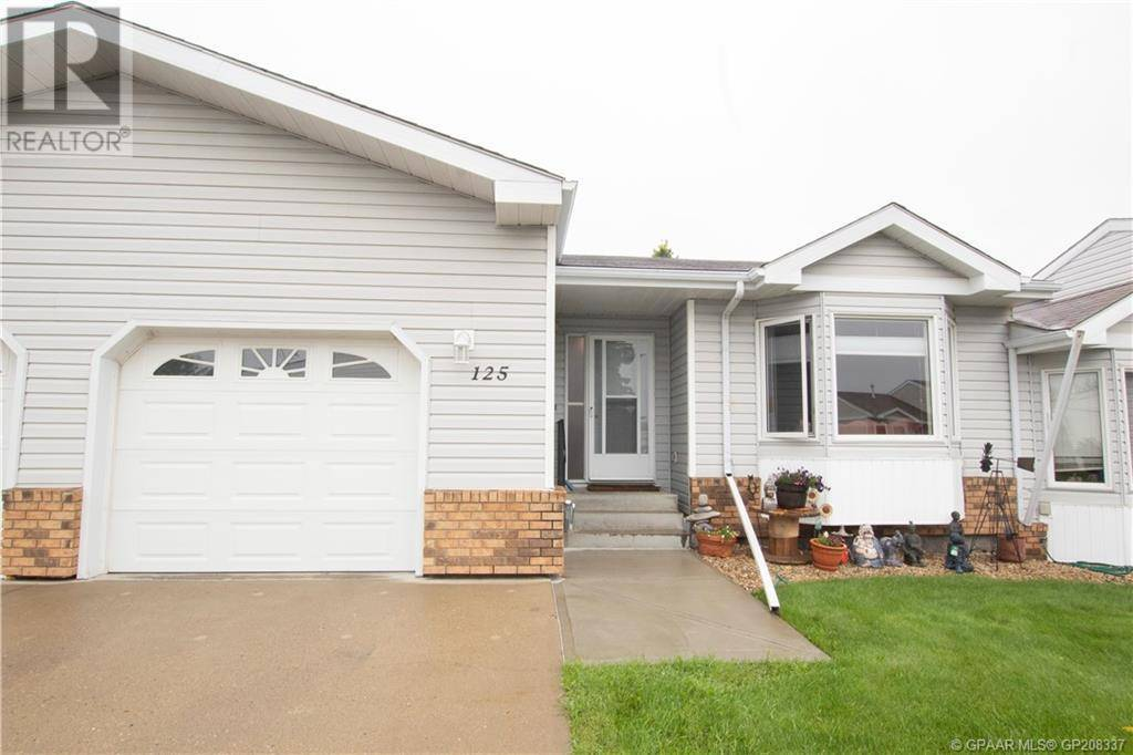 House for sale at 11409 96 St Unit 125 Grande Prairie Alberta - MLS: GP208337