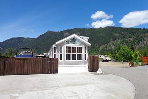 House for sale at 1383 Silver Sands Rd Unit 125 Sicamous British Columbia - MLS: 10180197