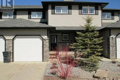 Townhouse for sale at 1600 Main St Unit 125 Slave Lake Alberta - MLS: 49470