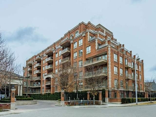Sold: 125 - 21 Burkebrook Place, Toronto, ON