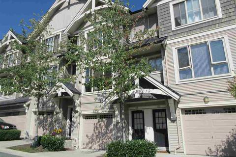 Townhouse for sale at 3105 Dayanee Springs Blvd Unit 125 Coquitlam British Columbia - MLS: R2401986