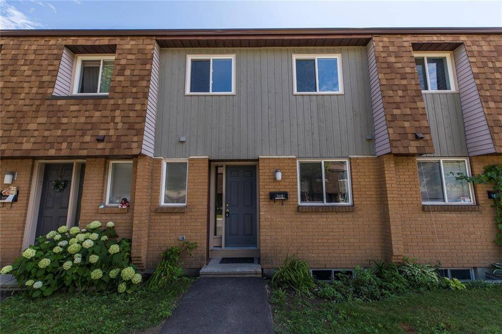 Townhouse for sale at 3118 Olympic Wy Unit 125 Ottawa Ontario - MLS: 1165741