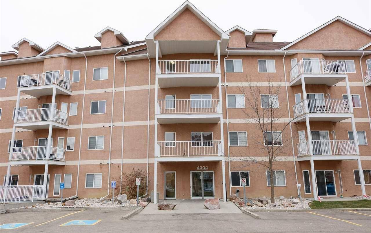 Condo for sale at 4304 139 Ave Nw Unit 125 Edmonton Alberta - MLS: E4179250