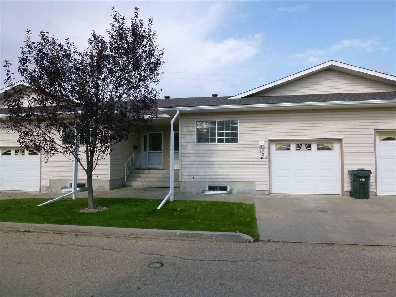 Townhouse for sale at 4610 50 Ave Unit 125 Stony Plain Alberta - MLS: E4168367