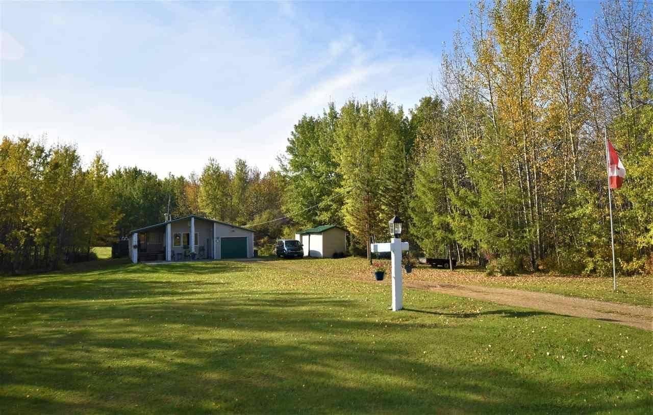 Buliding: 54126 Rge Road, Rural Lac Ste Anne County, AB
