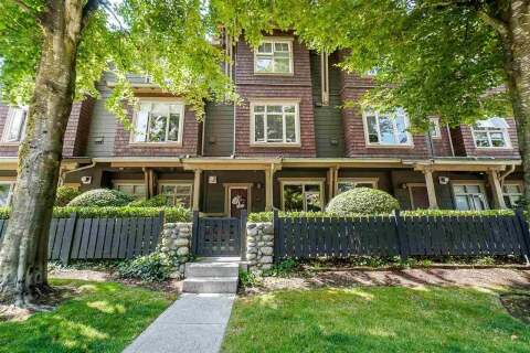 Townhouse for sale at 600 Park Cres Unit 125 New Westminster British Columbia - MLS: R2485371