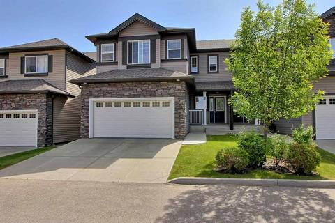 Townhouse for sale at 125 89 Rue Beaumont Alberta - MLS: E4144884