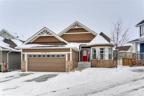 House for sale at 125 Bayside Ct Southwest Airdrie Alberta - MLS: C4291427