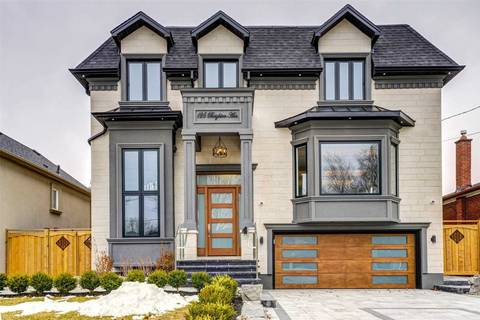 House for sale at 125 Brighton Ave Toronto Ontario - MLS: C4403951
