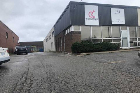 Commercial property for lease at 125 Brisbane Rd Toronto Ontario - MLS: W4613824