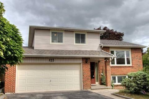 House for sale at 125 Bushmills Sq Toronto Ontario - MLS: E4571265