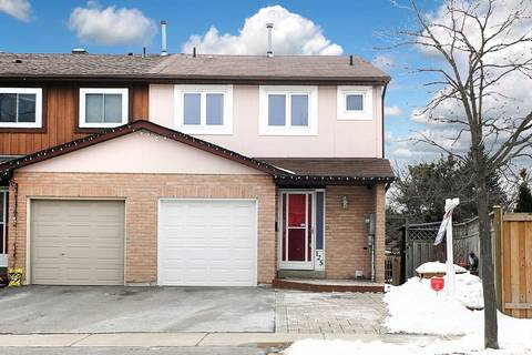 Townhouse for sale at 125 Castle Rock Dr Richmond Hill Ontario - MLS: N4695494